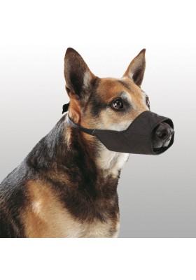Muselière en nylon pour chien T0