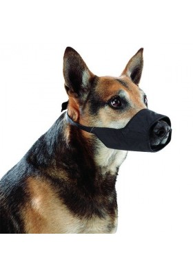 Muselière en nylon pour chien T8 spéciale brachycéphales