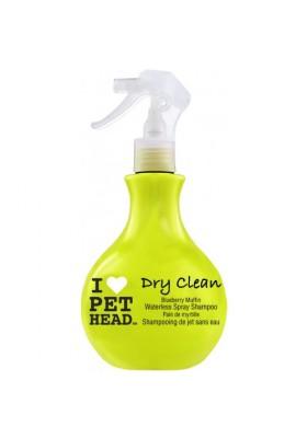 SHAMPOOING SEC PET HEAD DRY CLEAN 450ML