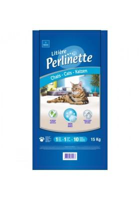 LITIÈRE PERLINETTE 30L /15 Kg DEMAVIC