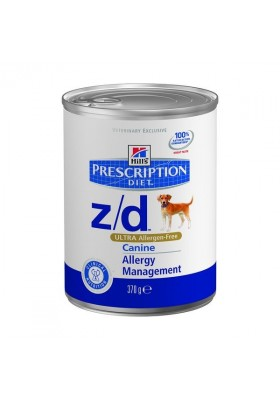 Hill's Prescription Diet z/d Canine ULTRA Allergen-Free 12x370g