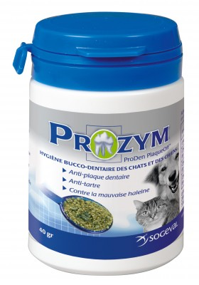 PROZYM PLAQUE OFF 180 GR