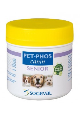 PETPHOS CANIN SENIOR 100 CPRS