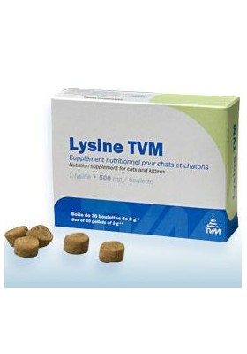 LYSINE TVM 30X2 GR