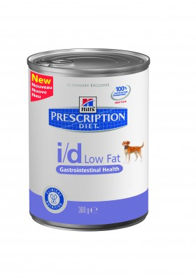 Hill's Prescription Diet i/d low fat Canine 12X360 GR