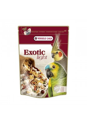 Perroquet Exotic Light Nuts Mix 750g
