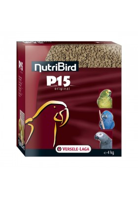 Perroquet Nutribird P15 Original 4Kg