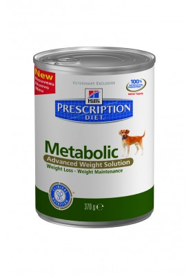 Hill's Prescription Diet Canine Metabolic 12X370 GR