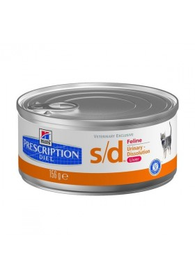 Hill's Prescription Diet s/d Feline 24x156g