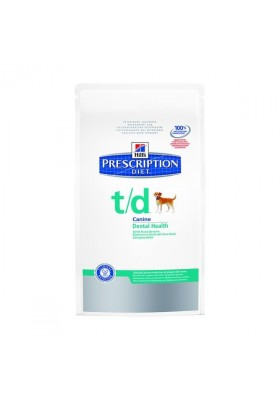 Hill's Prescription Diet t/d Canine 10Kg