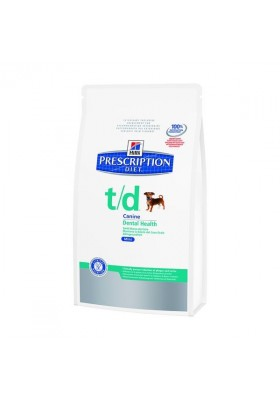 Hill's Prescription Diet Canine t/d mini 3Kg