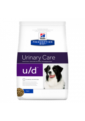 Hill's Prescription Diet u/d Canine 12Kg