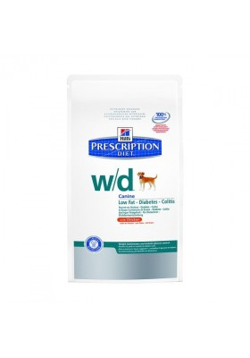 Hill's Prescription Diet w/d Canine 4Kg