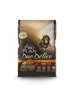 ProPlan DOG DUO DELICE SMALL ADULT POULET 2.5 Kg
