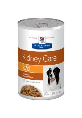 Hill's Prescription Diet k/d Canine 12X370g