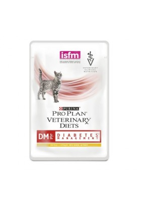 Purina Pro Plan Veterinary Diets Chat DM St/Ox DIABETES 10X85G