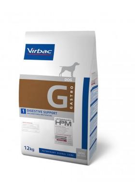 Veterinary HPM Chien G Gastro 1 Digestive Support 12 kg