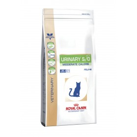 Royal Canin VDiet Cat Urinary S/O Moderate Calorie 7KG