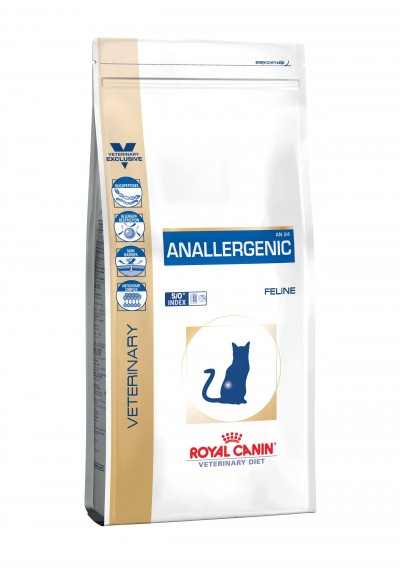 Royal Canin VDiet Cat Anallergenique 4Kg