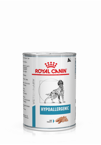 Royal canin VHN Chien Hypoallergenic 12X400G