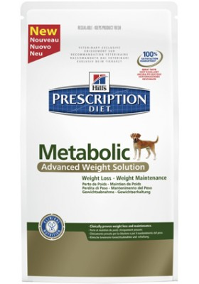 Hill's Prescription Diet Canine Metabolic 12 KG