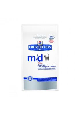 Hill's Prescription Diet m/d Feline 1.5 KG