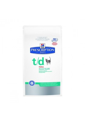 Hill's Prescription Diet t/d Feline 1.5 KG