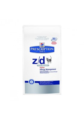 Hill's Prescription Diet Feline z/d Low Allergen 2 kg