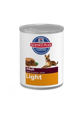Hill's Science Plan Canine Adult Light 12x370g