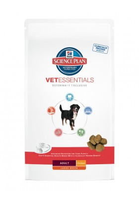 Hill's Science Plan Vetessentials canine Adult Large Breed 13 KG