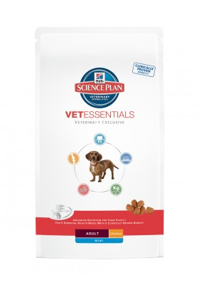 Hill's Science Plan VetEssentials Canine Adult Mini 2Kg