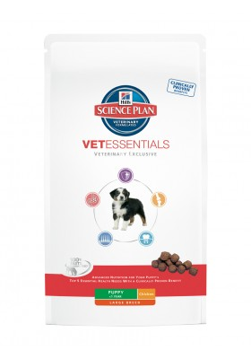 Hill's Vetessentials canine Puppy Large Breed 12 KG