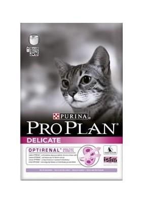 PRO PLAN CAT DELICATE DINDE 8X400 GR