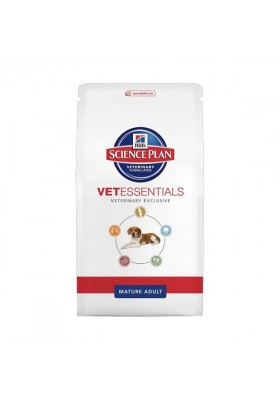 Hill's Science Plan VetEssentials Canine Mature Adult 10Kg