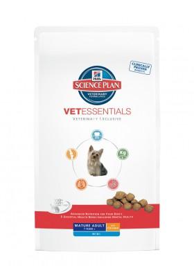 Hill's Science Plan VetEssentials Canine Mature Adult Mini 7Kg
