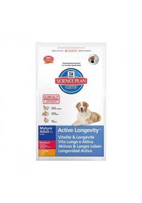 Hill's Science Plan Canine Mature Adult 7+ Active Longevity Medium 3Kg