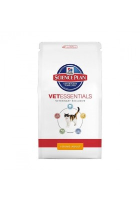 Hill's Science Plan™ VetEssentials Feline Young Adult 3Kg