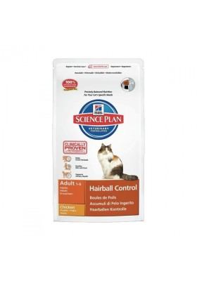 Hill's Science Plan™ Feline Adult Hairball Control 1,5Kg