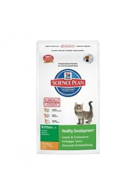 Hill's Science Plan Kitten Healthy Development Poulet 5Kg