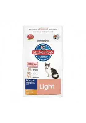 Hill's Science Plan™ Feline Mature Adult 7+ Light 1,5Kg