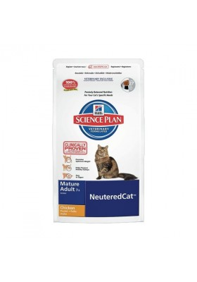 Hill's Science Plan™ Feline Mature Adult 7+ NeuteredCat 3,5Kg