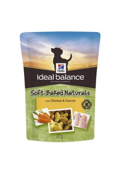 Ideal Balance Canine Poulet et Carottes Treats 227G