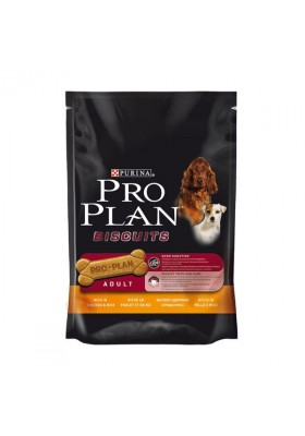PRO PLAN BISCUITS ADULT DOG Poulet 4x400g
