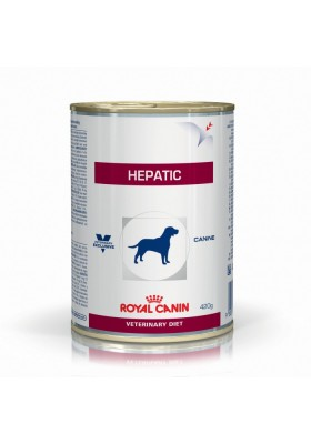 Royal canin VDiet Dog Hepatic 12x420g