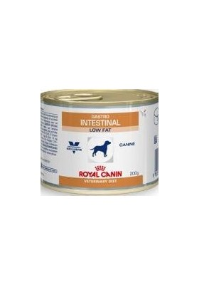 Royal canin VDiet Dog Gastro intestinal Low Fat 12X200 G