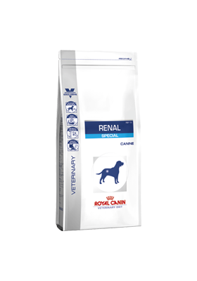Royal canin VDiet Dog Renal Special 10KG
