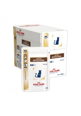 Royal Canin VDiet Cat Gastro Intestinal 12x100g