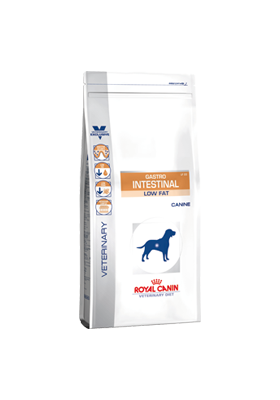 Royal canin VDiet Dog Gastro Intestinal Low Fat 12Kg