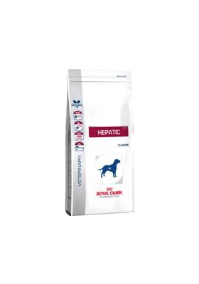 Royal canin Veterinary Diet Dog Hepatic 6Kg