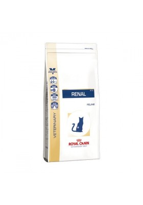 Royal Canin VDiet Cat  Renal 4Kg